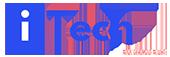 iTech Explorers Logo white